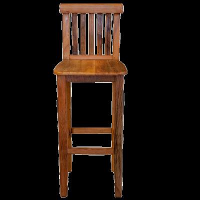Cadeira de Madeira Estilo Bistrô Modelo Estação - CAD212Cadeira de Madeira Estilo Bistrô Modelo Estação - CAD212