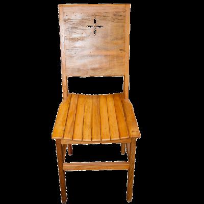 Cadeira de Madeira Modelo Dallas 2 - CAD041