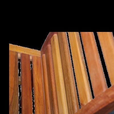 Cadeira de Madeira Modelo Vigilato 2 - CAD048