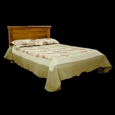 Cama de Madeira Modelo Almofada - 2005