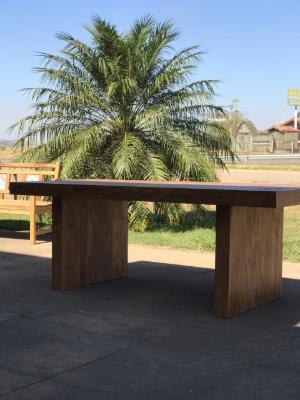 Mesa de Madeira Modelo Clean - 724